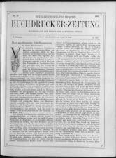 Buchdrucker-Zeitung