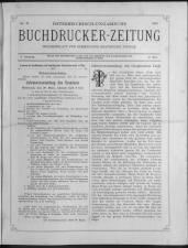 Buchdrucker-Zeitung 18930323 Seite: 1