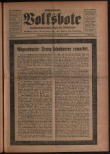 Böhmerwald Volksbote