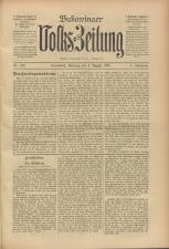 Bukowinaer-Volks-Zeitung