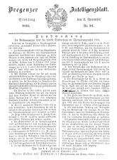 Bregenzer Wochenblatt
