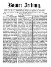 Bozner Zeitung