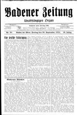 Badener Zeitung