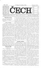 Cech. Der Böhme
