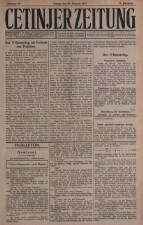 Cetinjer Zeitung