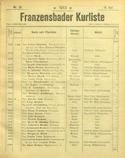 Franzensbader Curliste