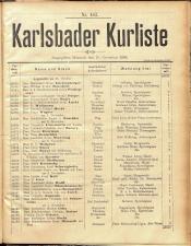 Curliste Karlsbad