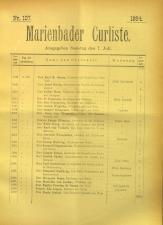 Marienbader Curliste