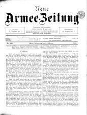 Danzers Armee-Zeitung 18990202 Seite: 1