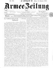 Danzers Armee-Zeitung 18991019 Seite: 1