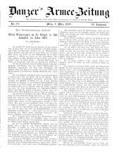 Danzers Armee-Zeitung 19070307 Seite: 1