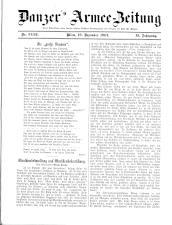 Danzers Armee-Zeitung 19071219 Seite: 1