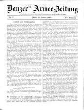 Danzers Armee-Zeitung