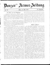 Danzers Armee-Zeitung 19140514 Seite: 3