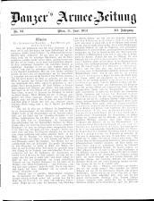 Danzers Armee-Zeitung 19140611 Seite: 3