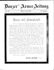 Danzers Armee-Zeitung 19140709 Seite: 3