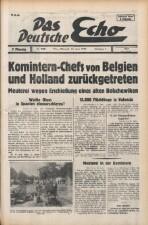 Das Deutsche Echo