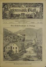 Das interessante Blatt 18930720 Seite: 1