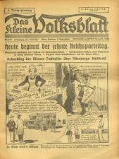 Das kleine Volksblatt