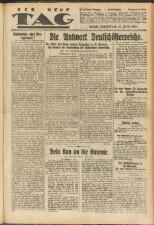 Der neue Tag 19190610 Seite: 1