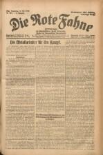 Die Rote Fahne 19220518 Seite: 1