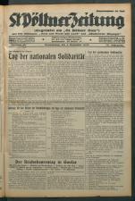 St. Pöltner Bote  19381201 Seite: 1
