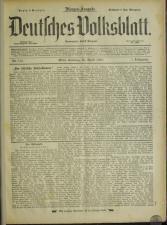 Deutsches Volksblatt