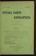 Oficiala Gazeto Esperantista