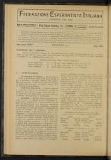 L'Esperanto Itala Esperanto Revuo 19270601 Seite: 10