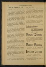 L'Esperanto Itala Esperanto Revuo 19270601 Seite: 16