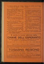 L'Esperanto Itala Esperanto Revuo 19270601 Seite: 20