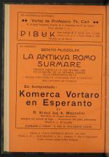 L'Esperanto Itala Esperanto Revuo 19270601 Seite: 2