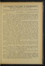 L'Esperanto Itala Esperanto Revuo 19270901 Seite: 7