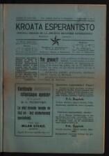 Kroata Esperantisto