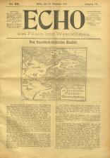Echo aus Pilsen und Westböhmen