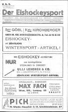 Der Eishockeysport