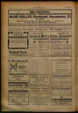 Neue Eisenstädter Zeitung 19250308 Seite: 8