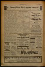 Neue Eisenstädter Zeitung 19251122 Seite: 4