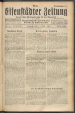 Neue Eisenstädter Zeitung