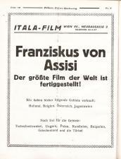 Österreichische Film-Zeitung 19270226 Seite: 16