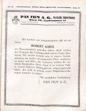 Österreichische Film-Zeitung 19270514 Seite: 27