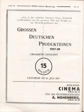 Österreichische Film-Zeitung 19270521 Seite: 20