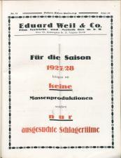Österreichische Film-Zeitung 19270521 Seite: 27