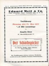 Österreichische Film-Zeitung 19270521 Seite: 30