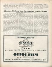 Österreichische Film-Zeitung 19270528 Seite: 13
