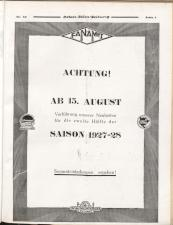 Österreichische Film-Zeitung 19270806 Seite: 3