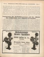 Österreichische Film-Zeitung 19270806 Seite: 7