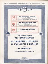 Österreichische Film-Zeitung 19270813 Seite: 14