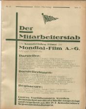 Österreichische Film-Zeitung 19270813 Seite: 15