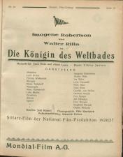 Österreichische Film-Zeitung 19270813 Seite: 23